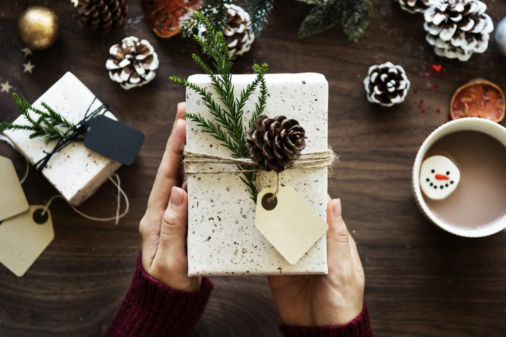 Gutschein als Weihnachtsgeschenk